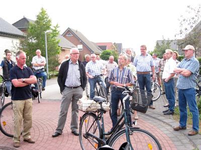 Radtour CDU Rietberg